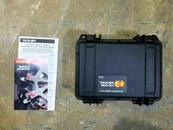 NEW Pelican 1120 Waterproof Camera Case With Foam Padding