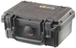 NEW Pelican 1120 Waterproof Camera Case With Plick 'N Pluck