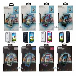 New! Authentic LifeProof Fre / Nuud Samsung Galaxy S4 SIV Wa