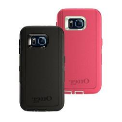 New!! OtterBox Defender For Samsung Galaxy S6 Protective Pho