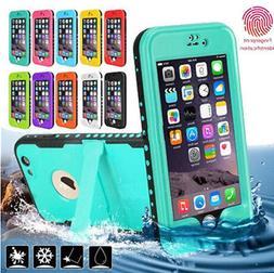 New For Apple iPhone 6/6S & 6/6S Plus Waterproof Shockproof