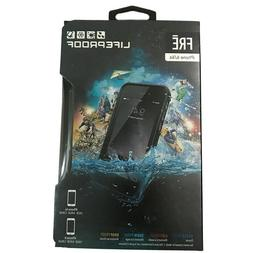 New Lifeproof FRE Waterproof Cover Case for iPhone 6/6s Blac