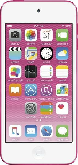 NEW Apple iPod Touch 6th Generation 128GB, Wi-Fi  MP3 Player