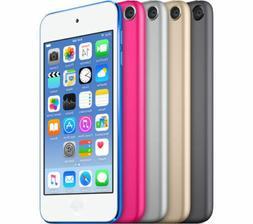 Apple iPod Touch 6th Generation 128GB Silver MKWR2LL//A