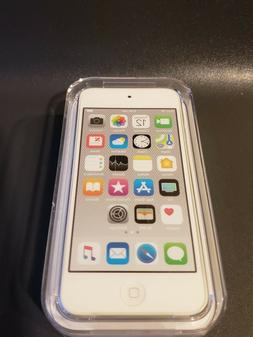 New Apple iPod touch 6th Generation Silver  MKHX2LL/A US Sel