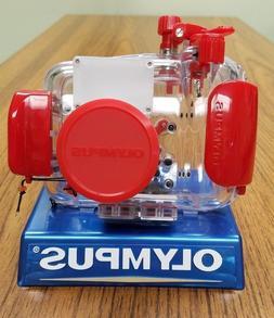 NEW Olympus PT-019 Waterproof Case