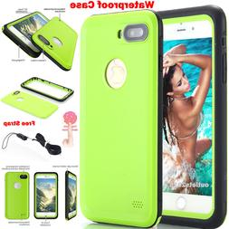 SLIM WATERPROOF SHOCKPROOF DIRT PROOF CASE COVER FOR APPLE I