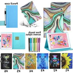 NEW Smart Magnetic  Leather Stand Case Cover For Samsung Gal
