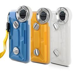 New Underwater Photography Diving Waterproof Case Cover for