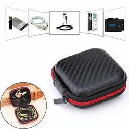 New Waterproof Carrying Hard Case Box Headset Earphone Earbu