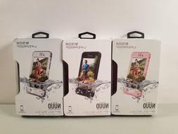 "NEW Waterproof Case by Lifeproof NUUD for 4.7"" iPhone 6s & i"