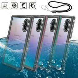 NEW Waterproof Case For Samsung Galaxy Note 10 + Plus Shockp