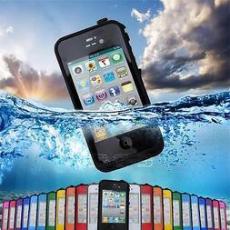 NEW WATERPROOF SHOCKPROOF DIRTPROOF CASE for iPhone 4 / 4S H
