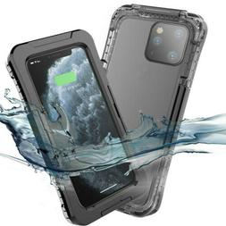 New Waterproof Shockproof TPU Hard Case Cover For iPhone 11