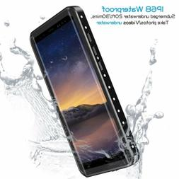 Note 8 Waterproof Case Support Wireless Charging For Samsung