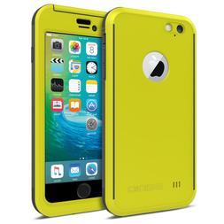 Seidio Obex Waterproof Case for Apple iPhone 6/6S Plus - Yel