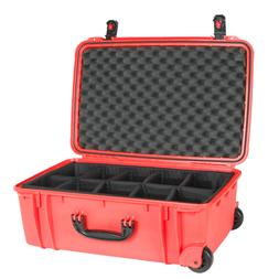 Orange Seahorse SE920 Case. With Dividers & pelican TSA- 156