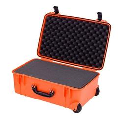Orange Seahorse SE920 Case. With Foam.