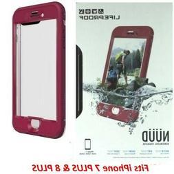 Original LifeProof Nuud WaterProof Case For iPhone 6s / 6S P