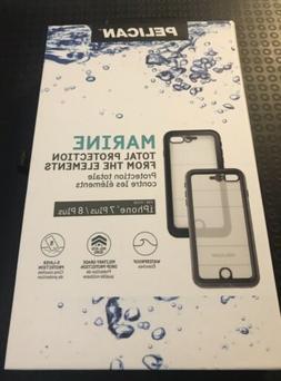 Pelican Marine IP68 Waterproof Case for iPhone 8 Plus iPhone
