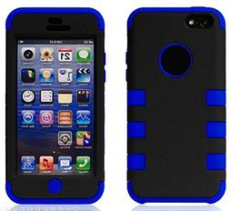 HESGI Perfect Protect Your iPhone Mobile 3in1 Hard and Soft