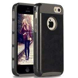 Ailun Phone Case Compatible with iPhone 5C,Soft TPU Bumper&H