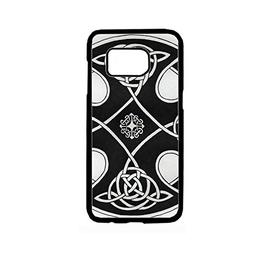 Plastic Galaxy S8 For Womon Beautify Phone Shell Have With C