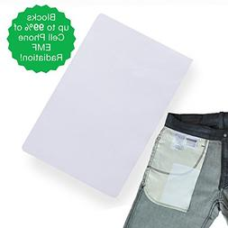 SYB EMF Pocket Patch, Cell Phone Radiation Protection Shield