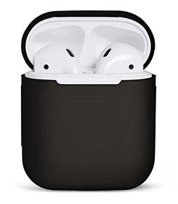 PodSkinz AirPods Case Protective Silicone Cover and Skin Com