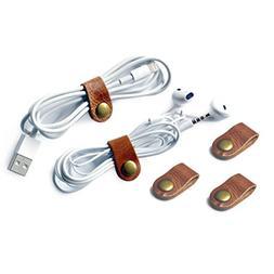 CAILLU cord headphone organizer earbud case earphone headset