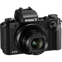 Canon PowerShot G5X Digital Camera