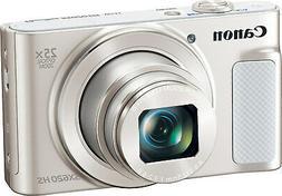 PowerShot SX620 HS 20.2 Megapixel Compact Camera - Silver
