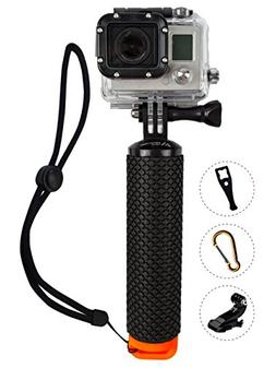Waterproof Floating Hand Grip Compatible with GoPro Cameras