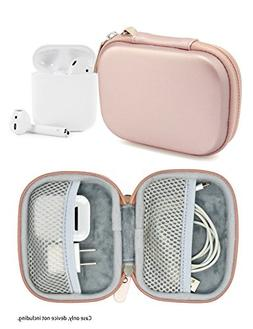 Travel Protection and Storage Case for Airpods Case, Feature