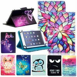 PU Leather Tablet Case Cover For Samsung Galaxy Tab A E 3 4