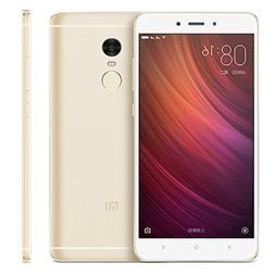 Xiaomi Redmi Note 4 5.5-Inch GSM Unlocked Smartphone with Du
