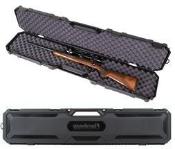 Shotgun Case Hard 50.5 inch Rifle Carry Tactical Gun Padded