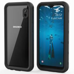 For Samsung Galaxy A10E Waterproof Case with Screen Protecto