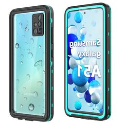 For Samsung Galaxy A51 Waterproof Case Cover 4G with Screen