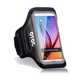 Samsung Galaxy S6 / S6 Edge Armband, JOTO Sport Armband Case
