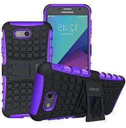 OEAGO Samsung Galaxy J7 V J7V 1st Gen 2017 Case, Galaxy J7 P