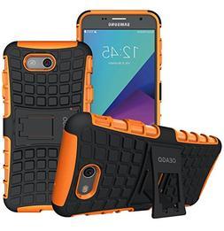 9116dc5c975 OEAGO Samsung Galaxy J7 V J7V 1st Gen 2017 Case