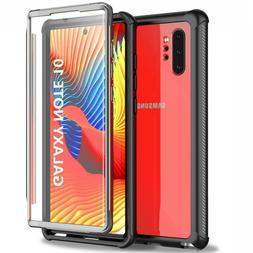 For Samsung Galaxy Note 10+ Plus shockproof Cover Built-in S