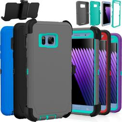 buy popular 41747 9f7e6 Samsung Galaxy Note 4 5 Case Shockproof ...