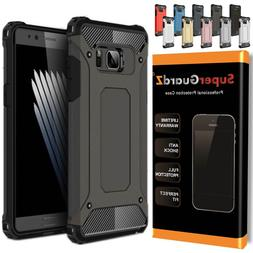 Premium Heavy-Duty Shockproof Guard Cover Case Armor For Sam