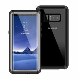 For Samsung Galaxy Note 8 Waterproof Case Wireless charging