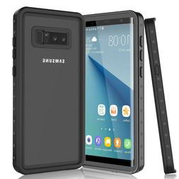 For Samsung Galaxy Note 8 Note 9 Waterproof Case Cover Built