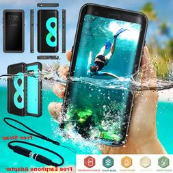 Samsung Galaxy S10 Note 9 8 Waterproof Case 6ft Diving Shock