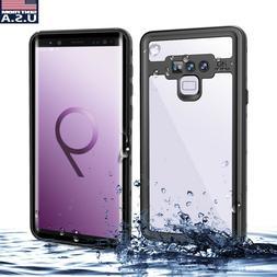 For Samsung Galaxy Note 9 Waterproof Case Shockproof Underwa