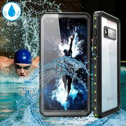For Samsung Galaxy S10 Plus Case Waterproof Shockproor Built